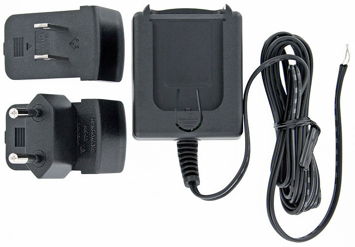 AC Power Adapter for 3rd Party Sensors up to 400mA @12vdc - AC-SENS-1