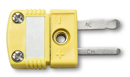 Type K Subminiature Thermocouple Connector - SMC-K