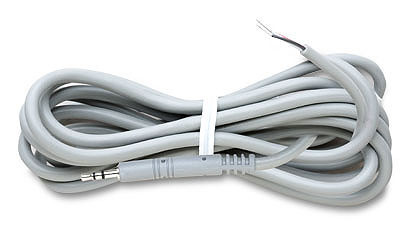 Voltage Input Cable - 0-2.5 Vdc - CABLE-2.5-STEREO